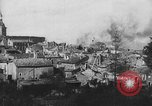 Image of American artillery in action World War 1 European Theater, 1918, second 19 stock footage video 65675051029