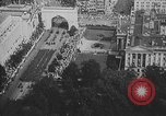 Image of American soldiers parade in Paris after World War I. Paris France, 1919, second 26 stock footage video 65675051031