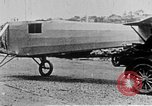 Image of Spirit of Saint Louis monoplane United States USA, 1927, second 37 stock footage video 65675051039