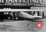 Image of Spirit of Saint Louis monoplane United States USA, 1927, second 58 stock footage video 65675051039