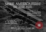 Image of development of air power United States USA, 1925, second 10 stock footage video 65675051054