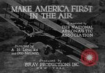 Image of development of air power United States USA, 1925, second 18 stock footage video 65675051054