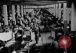Image of US aircraft factory United States USA, 1918, second 51 stock footage video 65675051066
