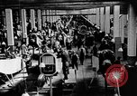 Image of US aircraft factory United States USA, 1918, second 54 stock footage video 65675051066
