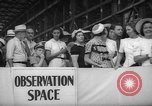 Image of Launching submarine USS Searaven SS-196 Kittery Maine USA, 1939, second 29 stock footage video 65675051086
