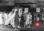 Image of Anti war marchers support disarmament United States USA, 1921, second 1 stock footage video 65675051090