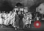 Image of Anti war marchers support disarmament United States USA, 1921, second 5 stock footage video 65675051090