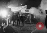 Image of Anti war marchers support disarmament United States USA, 1921, second 20 stock footage video 65675051090