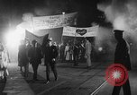 Image of Anti war marchers support disarmament United States USA, 1921, second 21 stock footage video 65675051090