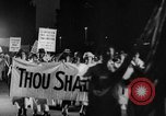 Image of Anti war marchers support disarmament United States USA, 1921, second 24 stock footage video 65675051090