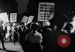 Image of Anti war marchers support disarmament United States USA, 1921, second 27 stock footage video 65675051090