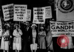 Image of Anti war marchers support disarmament United States USA, 1921, second 32 stock footage video 65675051090