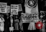 Image of Anti war marchers support disarmament United States USA, 1921, second 33 stock footage video 65675051090