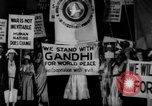 Image of Anti war marchers support disarmament United States USA, 1921, second 34 stock footage video 65675051090