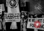 Image of Anti war marchers support disarmament United States USA, 1921, second 35 stock footage video 65675051090