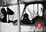 Image of German Rumpler C.IV two-place biplane France, 1916, second 28 stock footage video 65675051094