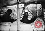 Image of German Rumpler C.IV two-place biplane France, 1916, second 40 stock footage video 65675051094