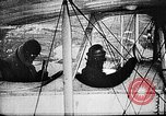 Image of German Rumpler C.IV two-place biplane France, 1916, second 41 stock footage video 65675051094