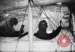 Image of German Rumpler C.IV two-place biplane France, 1916, second 42 stock footage video 65675051094