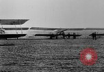 Image of early aircraft Europe, 1924, second 15 stock footage video 65675051096