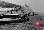Image of early aircraft Europe, 1924, second 17 stock footage video 65675051096
