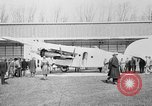 Image of early aircraft Europe, 1924, second 58 stock footage video 65675051096