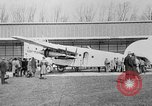 Image of early aircraft Europe, 1924, second 59 stock footage video 65675051096