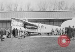 Image of early aircraft Europe, 1924, second 60 stock footage video 65675051096