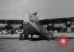 Image of early aircraft Europe, 1924, second 61 stock footage video 65675051096