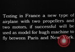 Image of DeMonge type 7 5 aircraft France, 1924, second 3 stock footage video 65675051097