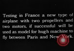 Image of DeMonge type 7 5 aircraft France, 1924, second 6 stock footage video 65675051097
