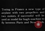 Image of DeMonge type 7 5 aircraft France, 1924, second 11 stock footage video 65675051097