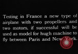Image of DeMonge type 7 5 aircraft France, 1924, second 17 stock footage video 65675051097