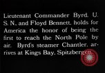 Image of North Pole expedition Spitsbergen Svalbard Norway, 1926, second 10 stock footage video 65675051108