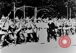 Image of outbreak of World War I Germany, 1914, second 34 stock footage video 65675051119