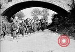 Image of Marshalling French troops France, 1915, second 22 stock footage video 65675051126