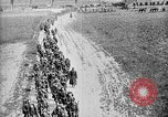 Image of Marshalling French troops France, 1915, second 31 stock footage video 65675051126