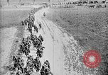 Image of Marshalling French troops France, 1915, second 42 stock footage video 65675051126