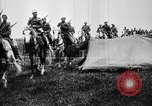 Image of Marshalling French troops France, 1915, second 53 stock footage video 65675051126