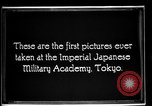 Image of Cadets training at Imperial Japanese Military Academy in Tokyo Japan, 1928, second 1 stock footage video 65675051154