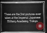 Image of Cadets training at Imperial Japanese Military Academy in Tokyo Japan, 1928, second 5 stock footage video 65675051154