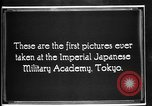 Image of Cadets training at Imperial Japanese Military Academy in Tokyo Japan, 1928, second 6 stock footage video 65675051154