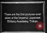 Image of Cadets training at Imperial Japanese Military Academy in Tokyo Japan, 1928, second 10 stock footage video 65675051154