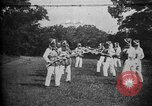 Image of Cadets training at Imperial Japanese Military Academy in Tokyo Japan, 1928, second 11 stock footage video 65675051154