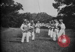 Image of Cadets training at Imperial Japanese Military Academy in Tokyo Japan, 1928, second 12 stock footage video 65675051154