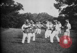 Image of Cadets training at Imperial Japanese Military Academy in Tokyo Japan, 1928, second 16 stock footage video 65675051154