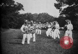 Image of Cadets training at Imperial Japanese Military Academy in Tokyo Japan, 1928, second 18 stock footage video 65675051154