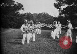 Image of Cadets training at Imperial Japanese Military Academy in Tokyo Japan, 1928, second 19 stock footage video 65675051154