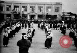 Image of Cadets training at Imperial Japanese Military Academy in Tokyo Japan, 1928, second 56 stock footage video 65675051154