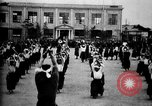 Image of Cadets training at Imperial Japanese Military Academy in Tokyo Japan, 1928, second 57 stock footage video 65675051154